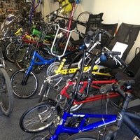 Photo taken at Recumbent Store by PVG on 3/26/2013