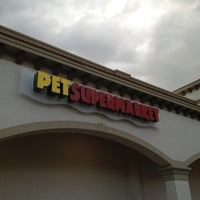 Photo taken at Pet Supermarket by PVG on 2/24/2013