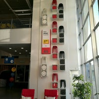 Photo taken at IKEA by Zohar on 12/23/2016