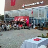 Photo taken at Bahçeşehir Koleji by Aybars G. on 9/14/2012