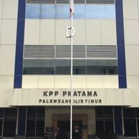 Photo taken at KPP PRATAMA PALEMBANG ILIR TIMUR by henry s. on 11/15/2016