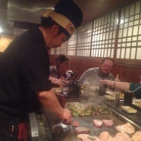 Photo taken at Fuji Sushi & Steak House by Sedat A. on 3/17/2014