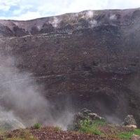 Photo taken at Mount Vesuvius by Rebecca on 5/17/2014