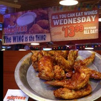 Photo taken at Hooters by Speedy G. on 12/20/2012