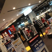 Photo taken at Fnac by Bryn S. on 11/9/2012