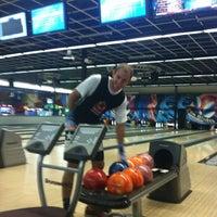 Photo taken at Pin Strikes Chattanooga by Matthew on 10/25/2012