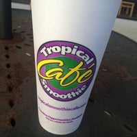 Photo taken at Tropical Smoothie by Joe on 12/1/2012