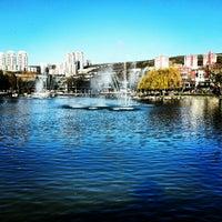 12/24/2012 tarihinde Olcay A.ziyaretçi tarafından Bahçeşehir Park Gölet'de çekilen fotoğraf