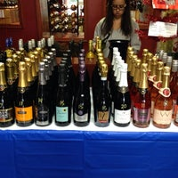 Photo taken at Vinously Speaking - An Eclectic Wine Shop & Blog by Robin E. on 12/28/2013