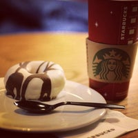 Photo taken at Starbucks by Oleg N. on 1/30/2013