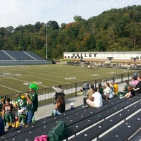 Photo taken at Valley High School by Randy C. on 10/5/2013