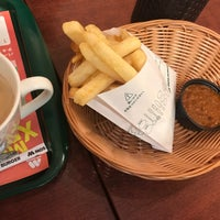 Photo taken at MOS Burger by sassy802 ⁽. on 11/17/2017