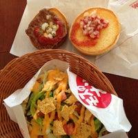 Photo taken at MOS Burger by sassy802 ⁽. on 7/6/2013