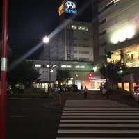 Photo taken at 聖蹟桜ヶ丘駅前交差点 by sassy802 ⁽. on 8/8/2015