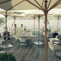 Photo taken at Seerestaurant L'O by Hans-Peter M. on 7/8/2013