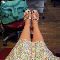Photo taken at Express Nails by Anna M. on 7/6/2013