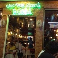 Photo taken at Roma Restaurant by Talha E. on 10/26/2012