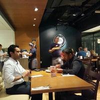 Photo taken at Gourmet Burger Kitchen by Anıl G. on 10/22/2015