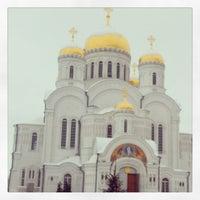 Photo taken at Преображенский Собор by Nadezhda on 1/5/2013