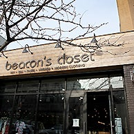Photo taken at Beacon's Closet by Beacon's Closet on 6/13/2014