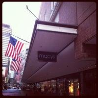 Photo taken at Macy's by Elvira on 5/9/2013