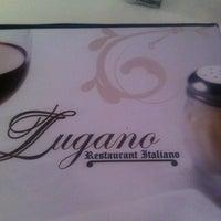 Photo taken at Lugano by Vladimir on 2/28/2013