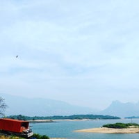 Photo taken at Malampuzha Dam and Garden by srivatsan s. on 12/30/2016