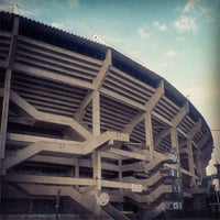 Photo taken at Estadio Jalisco by pepelucho✈️ on 4/21/2013