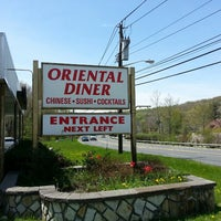 Photo taken at Oriental Diner by Gregory S. on 5/7/2014