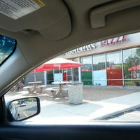 Photo taken at Little Sicilian Pizza by Russell E. on 5/18/2013
