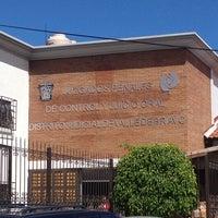 Photo taken at Juzgados Penales De Control Y Juicio Oral Distrito Judicial Valle de Bravo by user on 6/3/2014