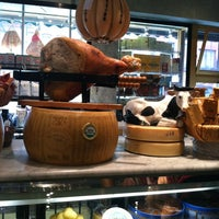 Photo taken at Di Palo Fine Foods by Julieann on 11/10/2012