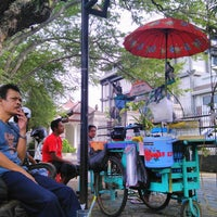 Photo taken at City Walk Slamet Riyadi by Ega Z. on 1/12/2014