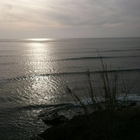 Photo taken at Sunset Cliffs Natural Park by Raleigh L. on 3/21/2013