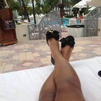 Foto scattata a Loews Miami Beach Hotel da Christian💋 il 5/30/2013
