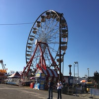 Photo taken at Coastal Carolina Fair by Jennifer on 10/29/2016