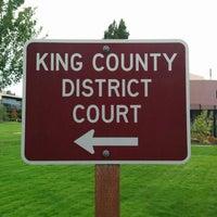 Photo taken at King County District Court - Redmond by Edward B. on 10/17/2014