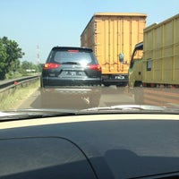 Photo taken at Tol Jorr KM 35 by Ela E. on 9/9/2013