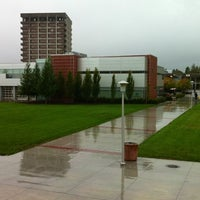Photo taken at California State University, East Bay (CSUEB) by N on 10/1/2012