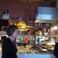 Photo taken at Cafe der Provinz by Willy Mosays S. on 11/25/2012