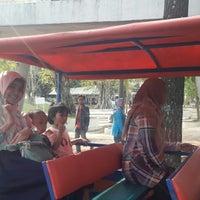 Photo taken at Taman Lalu Lintas by Dieky K. on 9/30/2017