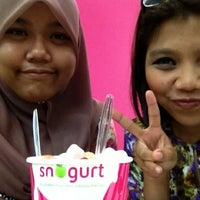 Photo taken at snogurt seksyen 7 by Julea on 10/8/2012