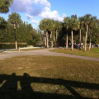 Photo taken at Amelia Earhart Park by Gisela B. on 1/12/2013