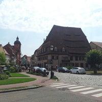 Das Foto wurde bei Weißenburg von Jerome G. am 8/6/2013 aufgenommen