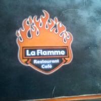Photo taken at La Flamme by Arman on 9/30/2012