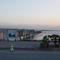 Photo taken at 瀬長島海中道路 by あつのり on 12/10/2012
