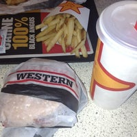 Photo taken at Carl's Jr. by Damian E. on 12/17/2012