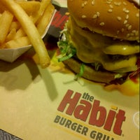 Photo taken at The Habit Burger Grill by Bryant C. on 4/15/2013