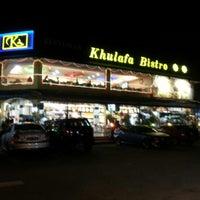 Photo taken at Restoran Khulafa Bistro by Alex D. on 9/14/2012