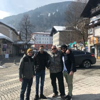 Photo taken at Zell am See Zentrum by Nóra on 3/3/2018